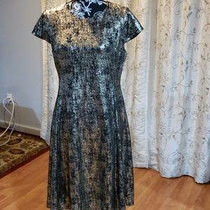 Alfani Women's Fit and Flare Dress